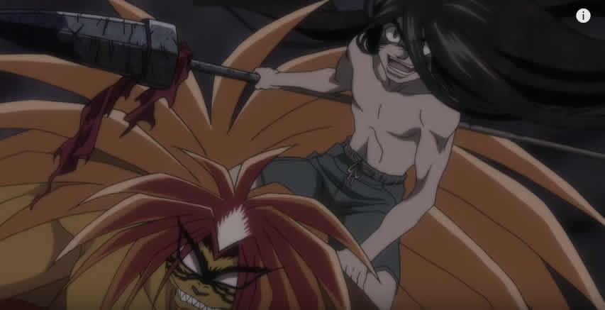 熱血アニメ列伝その12 週替わりの奇跡の神話!『 うしおととら 』