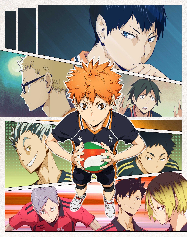 リアルな青春スポーツアニメを見たい人に「 ハイキュー !! 」をおすすめする3つの理由