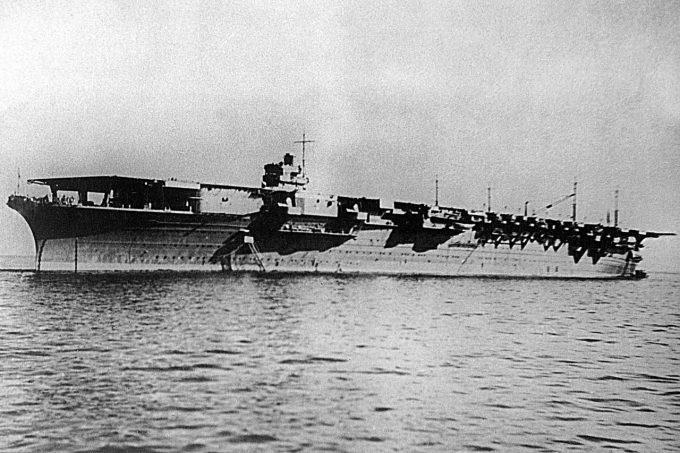 帝国海軍航空母艦 瑞鶴