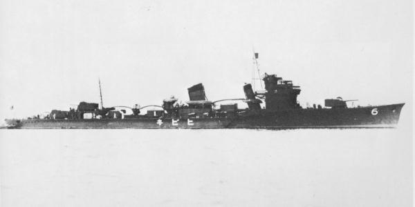 駆逐艦 響