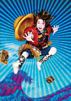 摩訶不思議!異色コラボの「スーパー歌舞伎Ⅱ ワンピース」