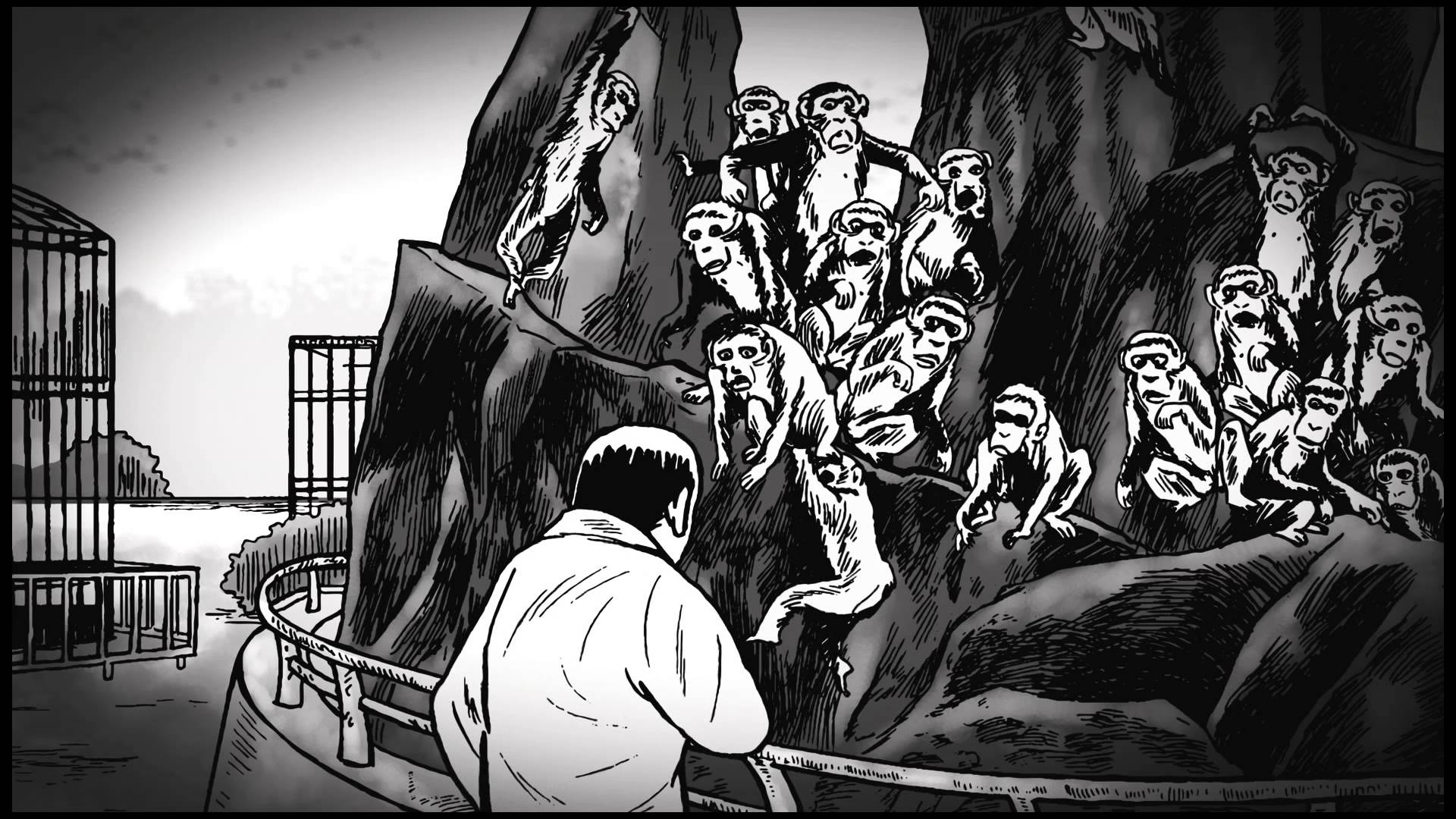 劇画の始祖・辰巳ヨシヒロの半生を描いた『 TATSUMI マンガに革命を起こした男 』感想