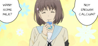 ReLIFE Report 4 玉来ほのか 牛乳飲む?